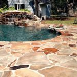 Pool Slate Pavers In Tampa Florida